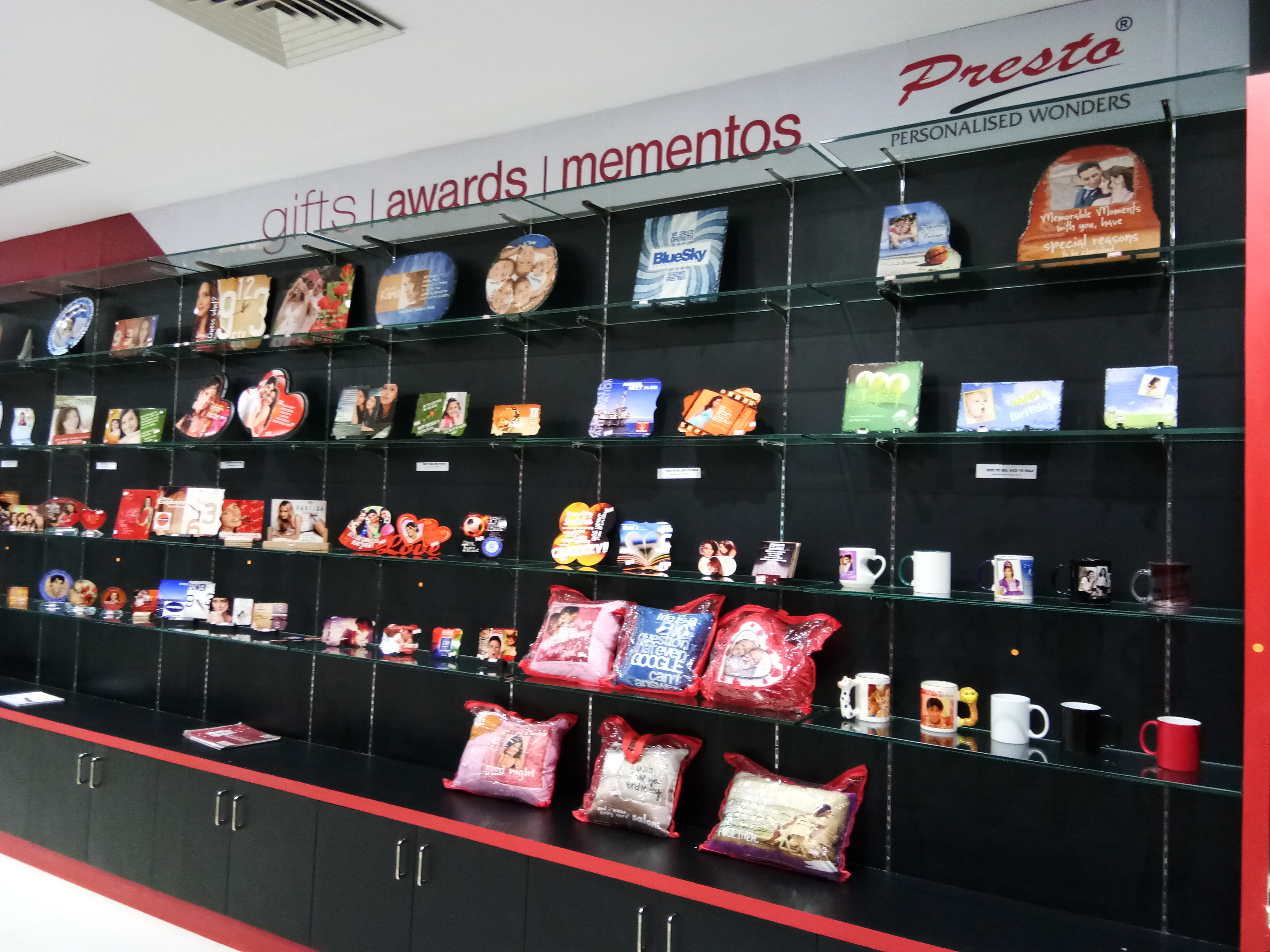 Presto-Gopalan Signature Mall