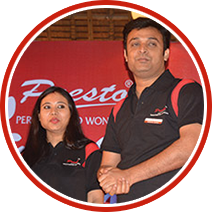 Mrs. & Mr. Kowshik Singha