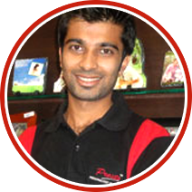 Sandeep Pagaria