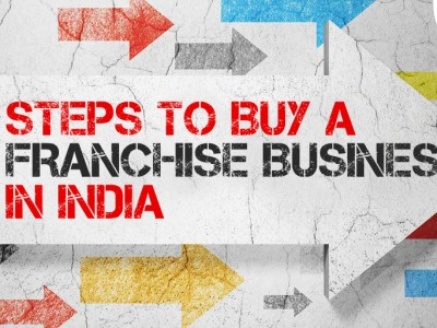 Steps to buy a Franchise Business in India