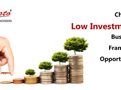 Choose Low-Investment Business Franchise Opportunity